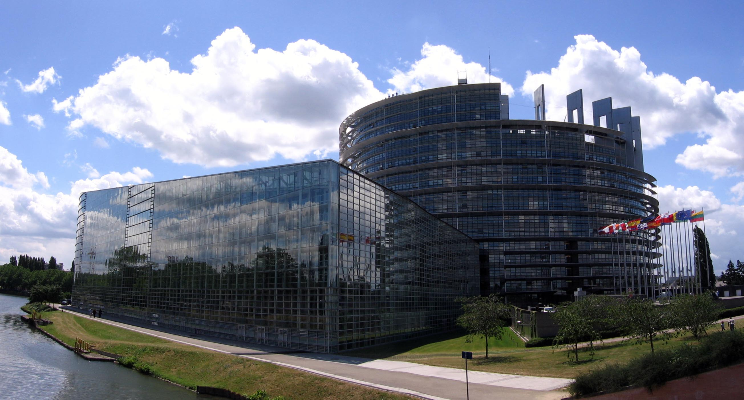 Europäisches Parlament Brüssel Gebäude