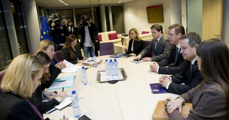Backslide of Democracy in the Western Balkans to be tackled by the EU
