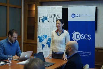 "Oana Popescu: ""EU enlargement must be a process of shared responsibilities"""