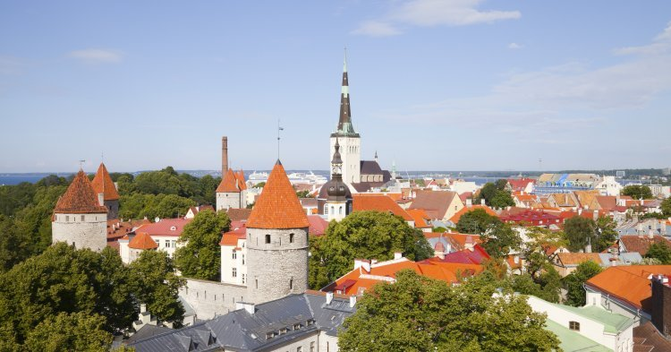 Postcard from Estonia