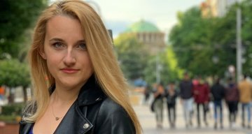 The media start-up taking on Bulgaria's corrupt press: Interview with Kristina Dimova