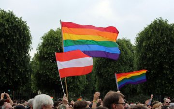 Between East and West: The Austrian LGBTIQ+ experience
