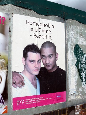 It's Time to Stop Homophobia in Europe!