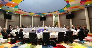"An endless European Council meeting to nominate the ""top jobs"""