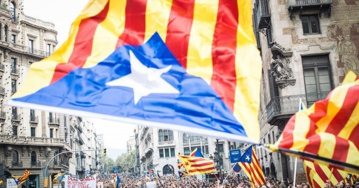 Independent Catalonia has to become the twenty-ninth state of the European Union