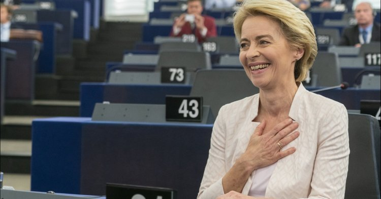 Ursula von der Leyen : A victory for compromise and rationality