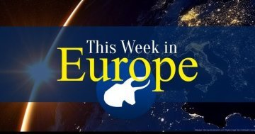 This Week in Europe: Pride, lobsters, missiles and more