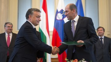 Elections in Slovenia: Another Orbán?