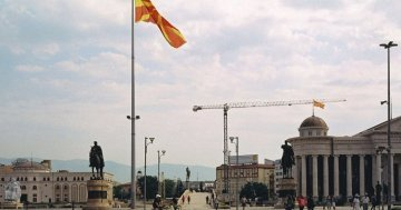 For an independent civil society in Macedonia