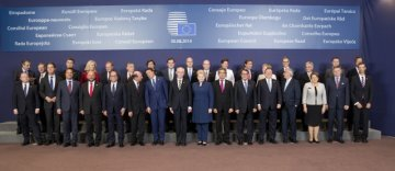 European Council: Tusk and Mogherini appointed to EU top jobs