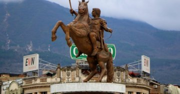 Macedonia, or the chronicles of an explosive name
