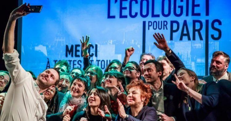 L'onda verde in Francia: un'alternativa europeista a Macron