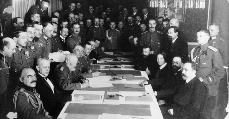 The 100 Year Peace Treaty of Brest-Litowsk: An Overview