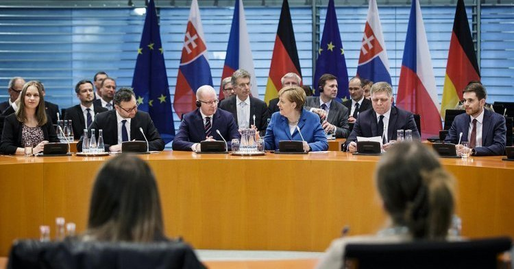 Czech-German Relations in the European Context