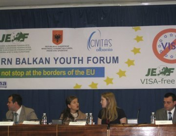 Western Balkan Youth Forum: Tirana Declaration