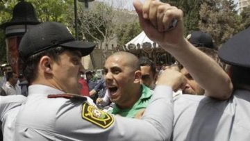 Eurovision 2012 : Pro-democracy campaigners arrested in Baku as song contest begins