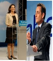 "Nicolas Sarkozy vs. Ségolène Royal : ""Do you allow us to speak about Europe ?"""