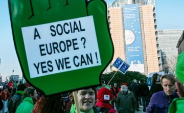 The relaunch of the EU's social dimension