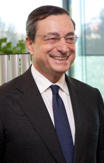 "Mario Draghi at the ECB : Mission ""Save the Eurozone"""