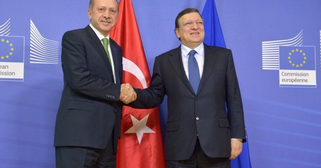 EU membership for Turkey: One step forward, two backwards