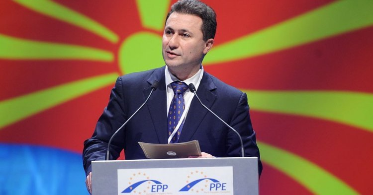 Macedonia's rocky road to EU membership