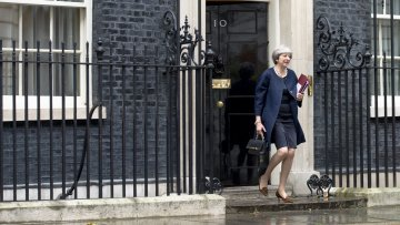 Top 7: British politics in the past week (23 May – 30 May)