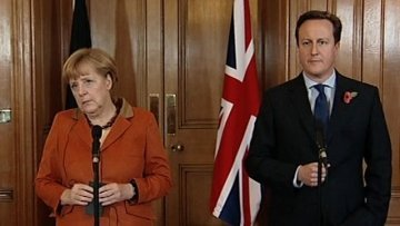 Merkel's no to Cameron: time to settle Britain's relationship with the EU