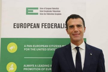 "Interview with Sandro Gozi: ""Let's leave the status quo behind and build a sovereign Europe"""