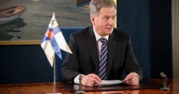 Finland's presidential election : Sauli Niinistö as favourite to his own succession