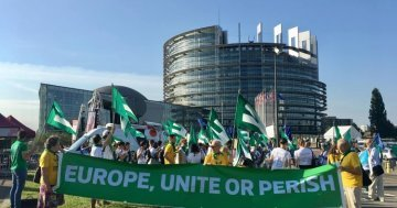 A flying start to the new European Parliament term for the federalists