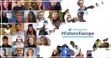 #FutureEurope: Young people for Europe