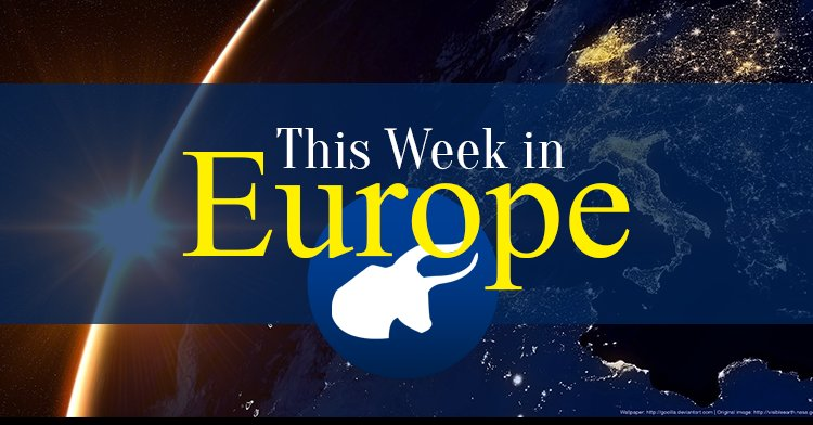This Week in Europe: Catalonia, Theresa May, Turkey and more