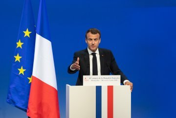 Macron: Europe's Diplomat-in-Chief in the Middle East?