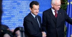 Nicolas Sarkozy and Europe: A little less conversation ... a little more action