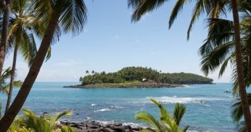The most remote places of the EU : French Guiana