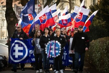 Elections in Slovakia: following the European trend