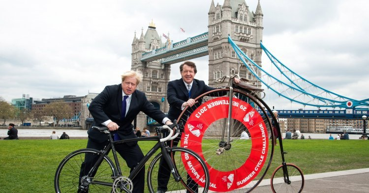 Boris à bicyclette, ou comment l'ambition de l'ancien maire de Londres fragilise la Grande-Bretagne