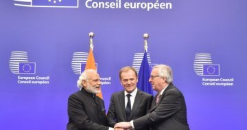 "India-EU Summit : ""a natural partnership"""