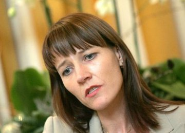 "Ilze Juhansone: ""The EU, a choice of values for Latvia"""