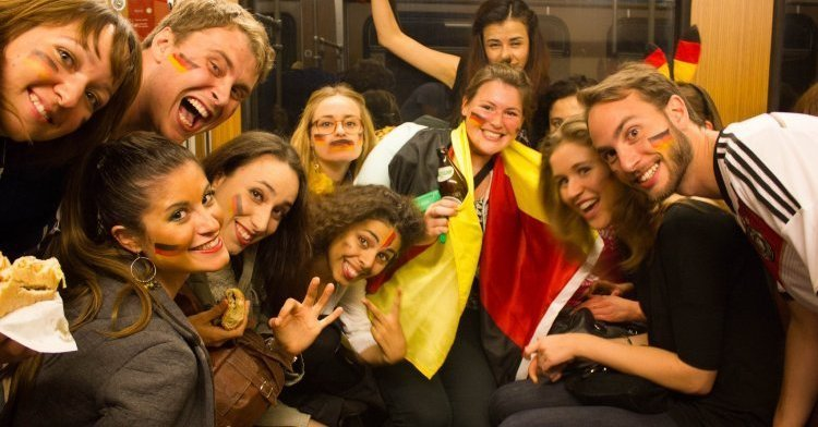 "During Erasmus Days, let's celebrate the ""concrete Europe"" !"