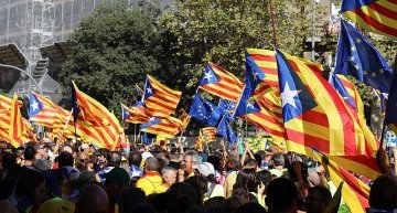 Independence for Catalonia : a look back on a year of disillusionment