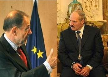 EU weakness legitimizes Lukashenka