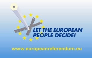 Campaign for a consultative referendum on the European Constitution
