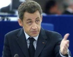 Nicolas Sarkozy at the European Parliament: the beginning of the French Presidency