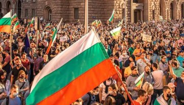 The Forgotten Crisis : Bulgaria's Struggle for Democracy