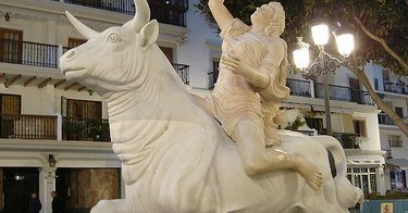 Europa and the bull: The significance of the myth in modern Europe
