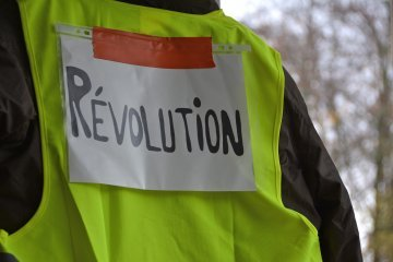 """Gilets jaunes"", and then ? The real French Revolution has not occurred yet"