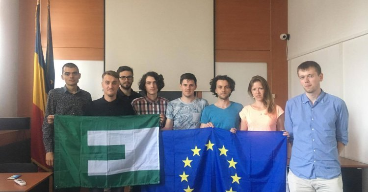 A JEF section in the making in Romania