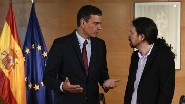 On PSOE, Podemos and squandered opportunities