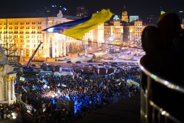 Ukraine on its path to a United Europe: three years after Euromaidan